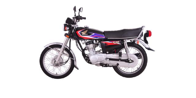 Honda CG 125 (2017)