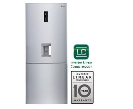 LG GR-F559PLDZ Bottom Freezer Double Door