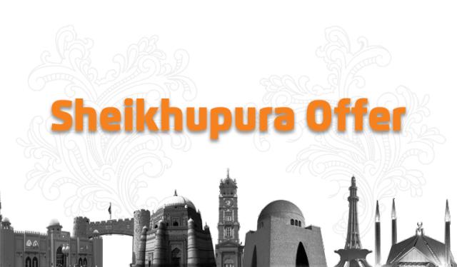 Sheikhupura Offer