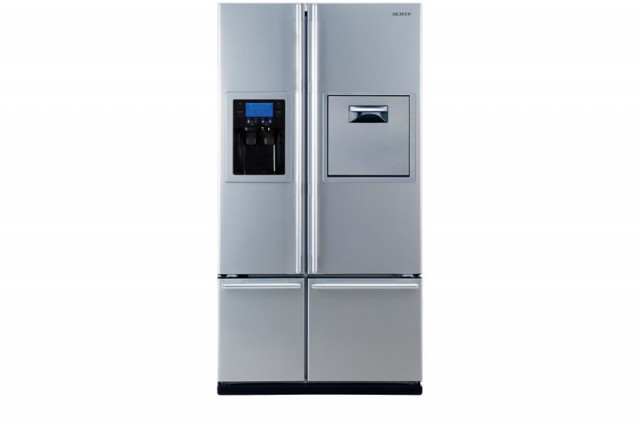 Samsung RM25KGSH Side by Side door