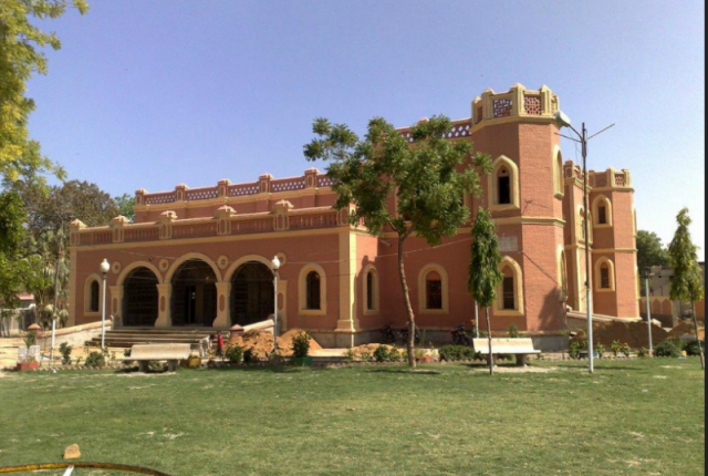 Hasrat Mohani District Central Library