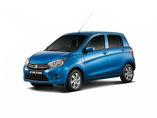 Suzuki Cultus VXR 2021 (Manual)