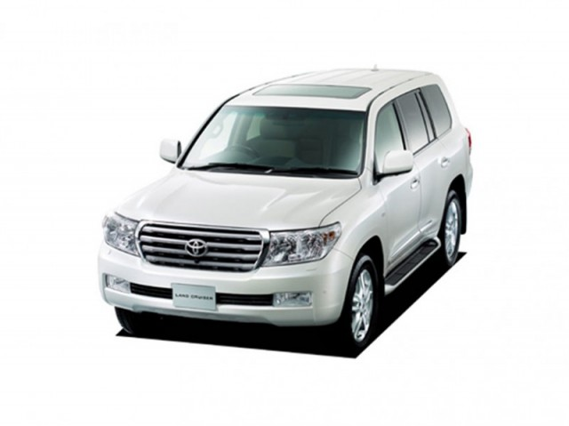 Toyota Land Cruiser SW GX