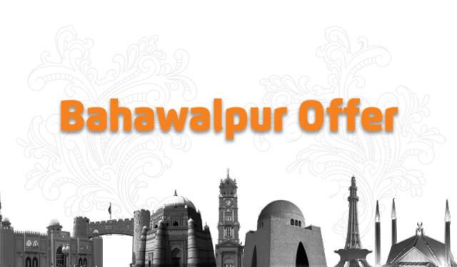 Bahawalpur Offer