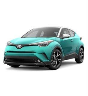 Toyota CH-R 1.8 2018
