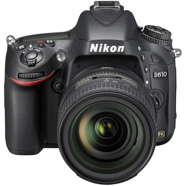 Nikon D610 24-85-mm camera