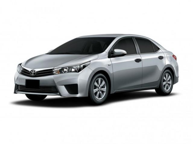 Toyota Corolla XLi VVTi