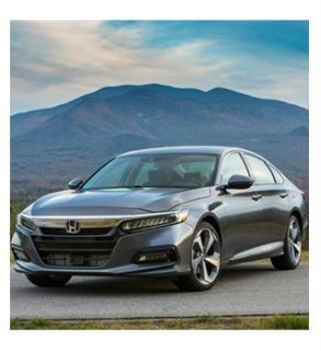 Honda Accord Sports 2018