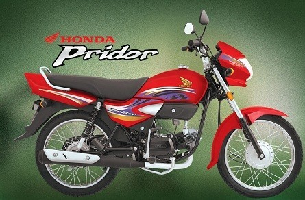 Honda Pridor CD 100 Euro ll