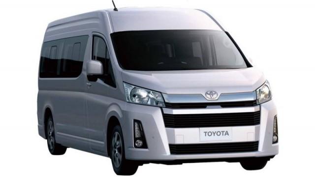 Toyota Hiace High Roof Tourer 2021 (Automatic)