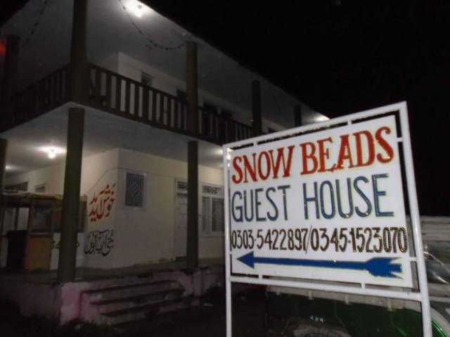 Snow Beads