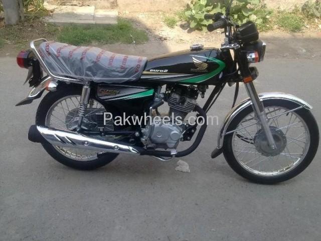 Honda CG 125 Euro 2