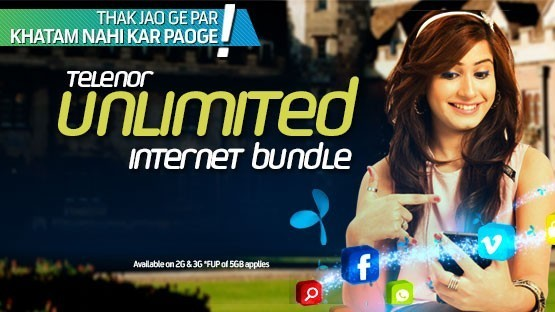 4G Daily Unlimited Internet Bundle