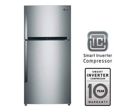 LG GR-M822HLHM Top Freezer Double Door