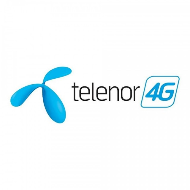 Telenor 30GB, 3 Month Bundle (Internet Sim)