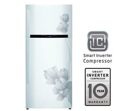 LG GN-M722HPHL Top Freezer Double Door