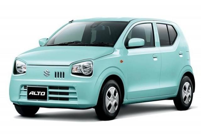 Suzuki Alto VX 2021 (Manual)