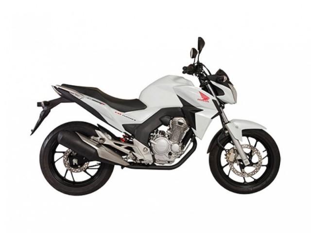 Honda CB 250F 2021