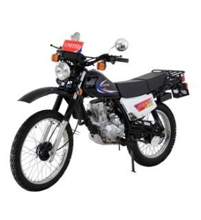 United Trail 125cc 2018