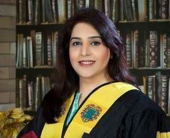 Dr. Shysta Shaukat