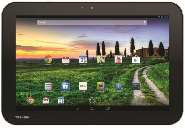 Toshiba Excite Pure AT10-A101 (3G)