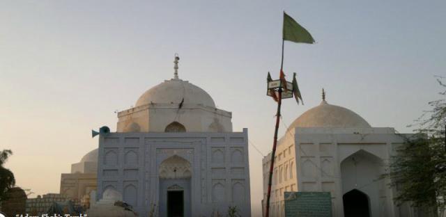 Adam Shah's Tomb