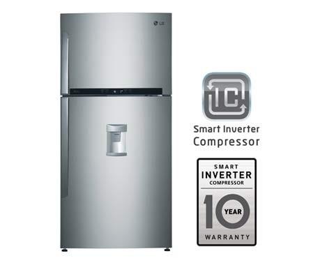 LG GR-B822HLPM Top Freezer Double Door