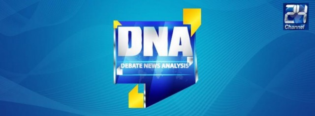 DNA on Channel 24