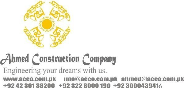 Ahmed Construction Company in Pakistan
