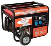 Pel Portable PG 3800 T 3.3KVA Petrol (Stand by)
