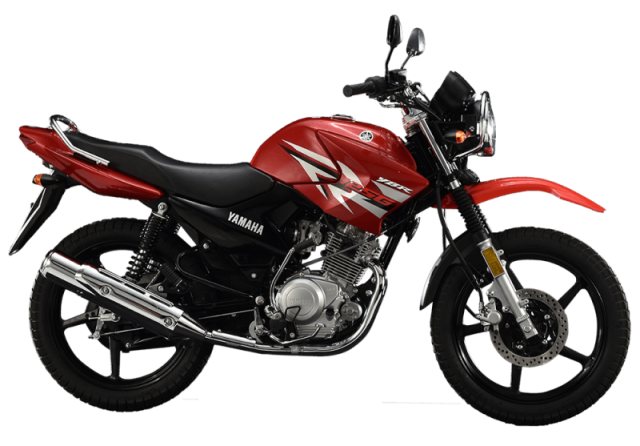 Yamaha YBR 125G 2018