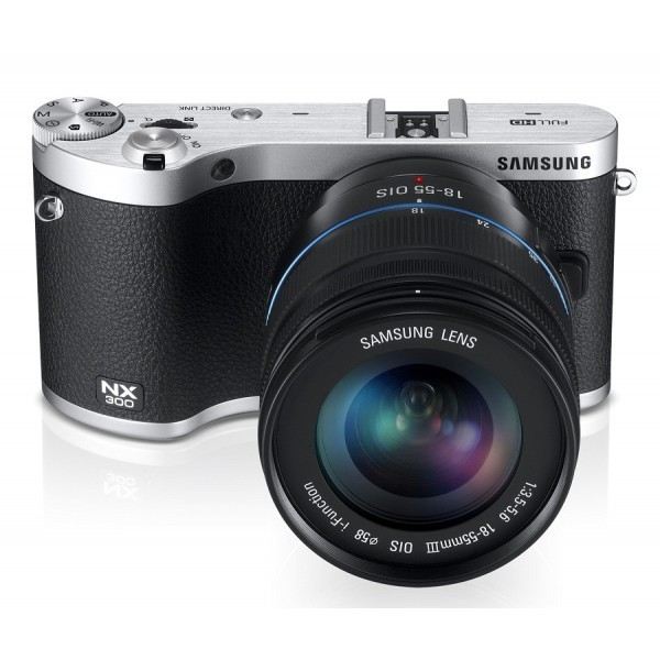 Samsung NX300 Kit Camera