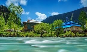 Neelum Valley River