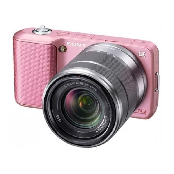Sony DSLR-NEX3D 18-55mm