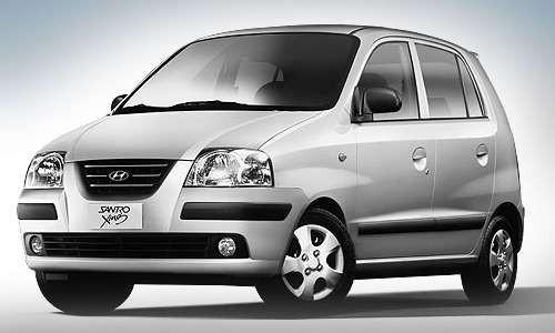 Hyundai Santro Club