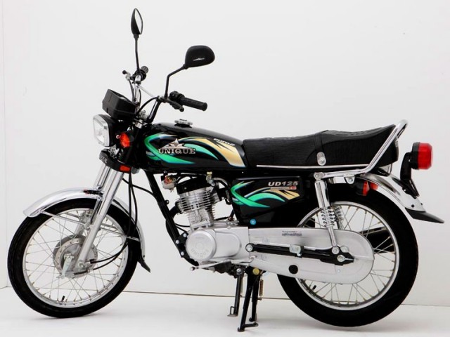 Unique125cc Bike