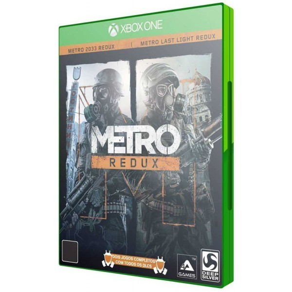 Metro Redux For Xbox One