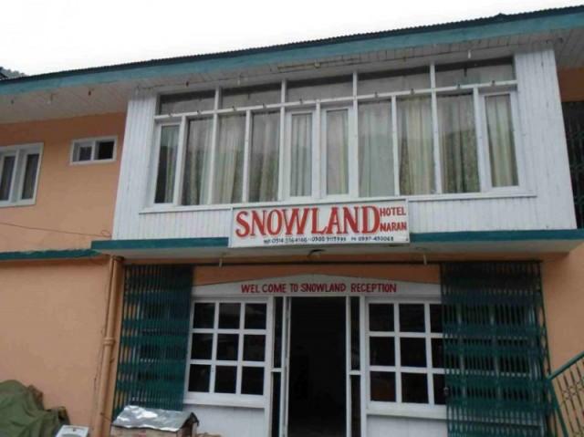 Snow Land Naran