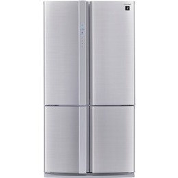 Sharp SJ-FP760VST Bottom Freezer, Four Door