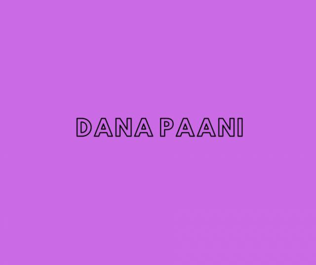 Dana Paani