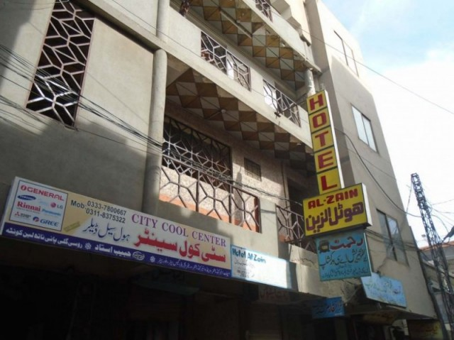 Hotel Al-Zain