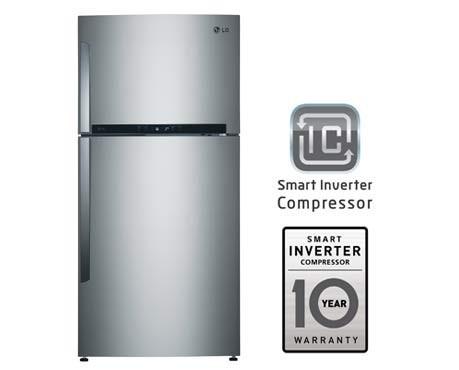 LG GR-M782HLHM Top Freezer Double Door
