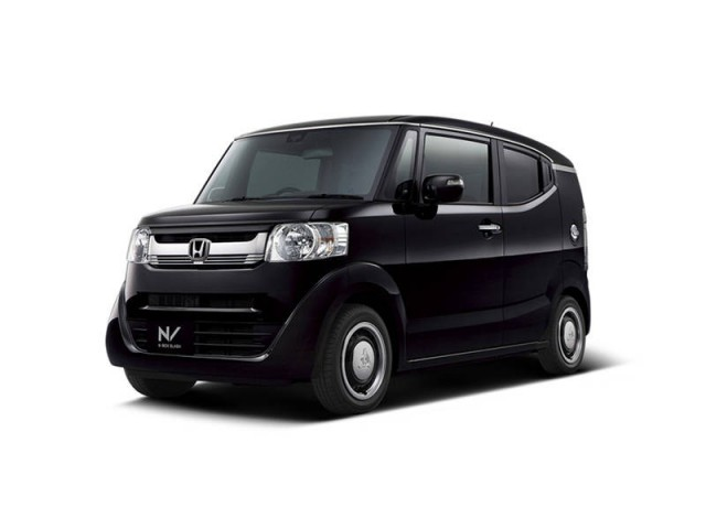 Honda N Box Slash X Turbo Package 2021 (Automatic)