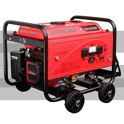 Powermac Generator R3000D Petrol Generator