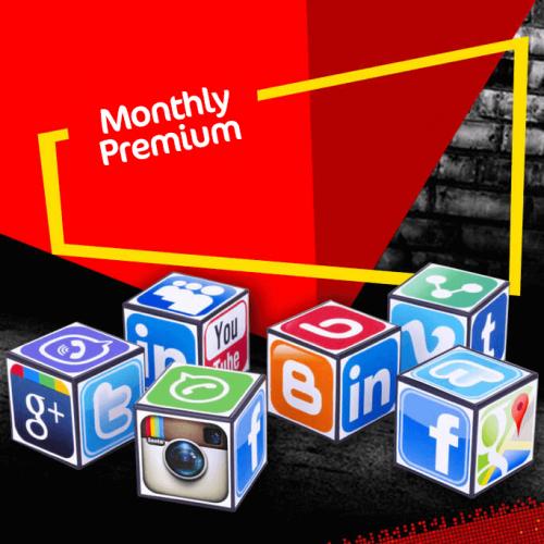 Jazz Monthly Premium Package