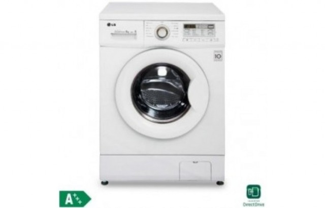 LG F12B8TDT25 Washing Machine