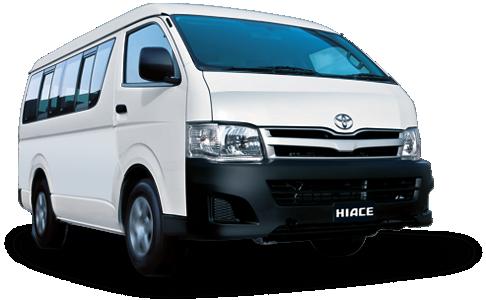 Toyota HiAce 3.0 COMMUTER DUAL A/C