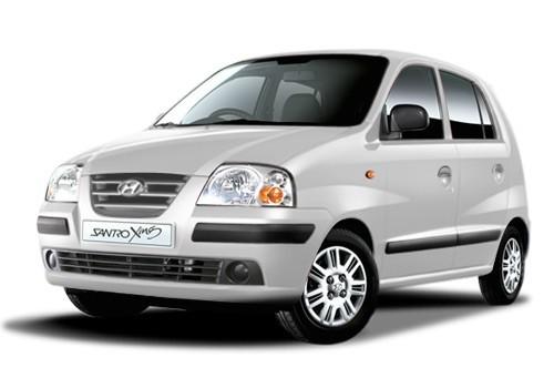 Hyundai Santro EXEC