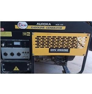 Aurora (KGE-12E) Gasoline Generator