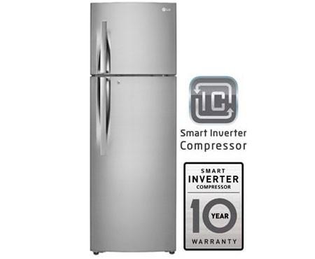 LG GR-B332RLML Top Freezer Double Door